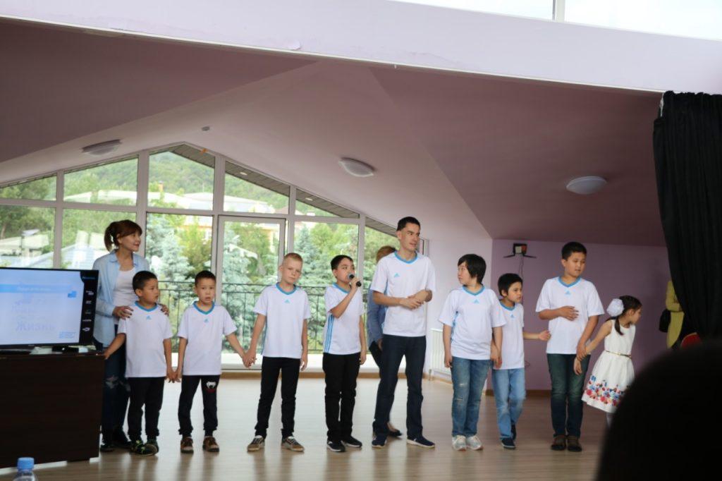 Волонтерская помощь проекту «Аутизм победим»