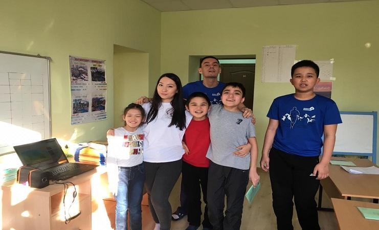 Волонтерская помощь детям с аутизмом
