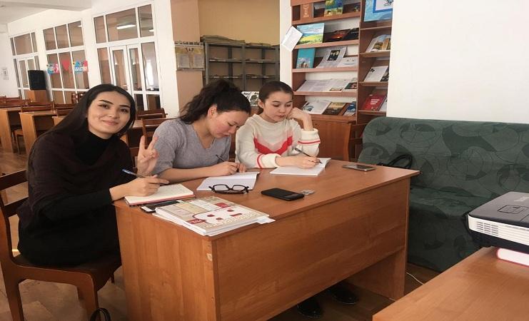 Преподавание иностранных языков в детских библиотеках