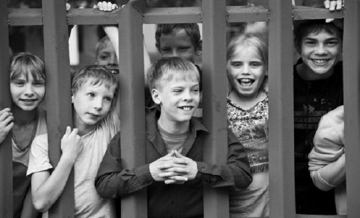 Волонтерская помощь в детском доме