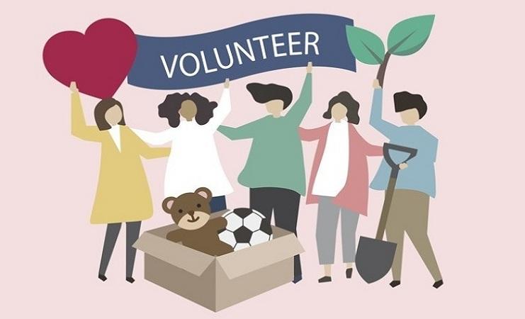 Волонтерство на время карантина